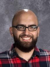 Mr. Alex Covarrubias : Teacher Assistant