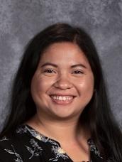 Miss Justine Bote : Grade 1-Teacher