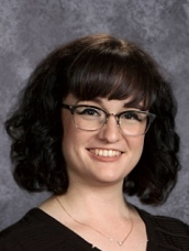 Miss Katie La France : Teacher Assistant