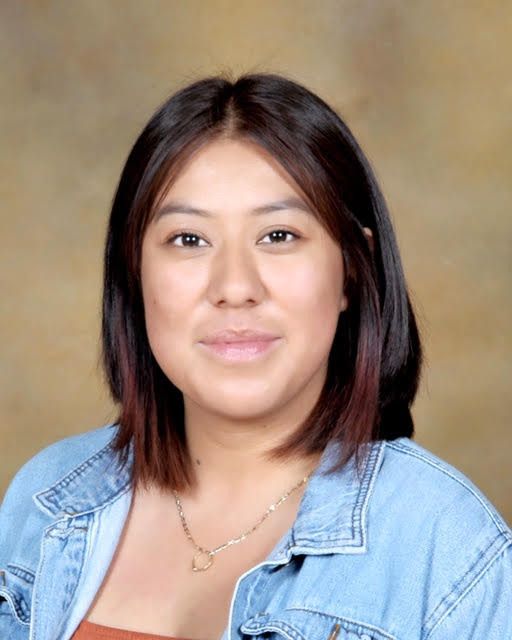 Miss Noemi Luna : PT Administrative Assistant
